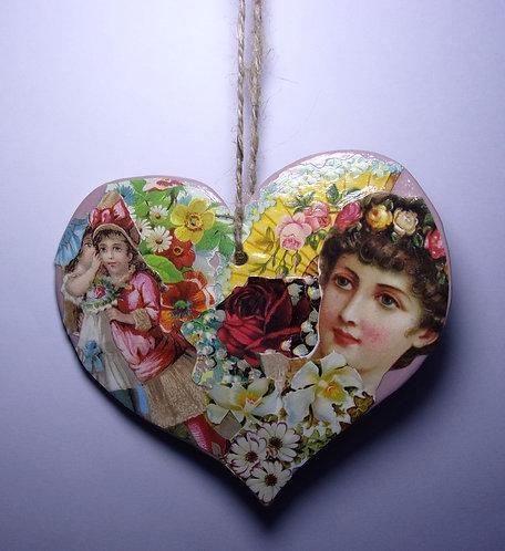 Decorative Heart Hanger 3
