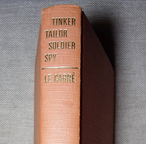 'Tinker Tailor Soldier Spy' book