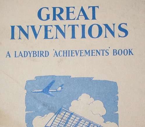 'Great Inventions' Ladybird Book