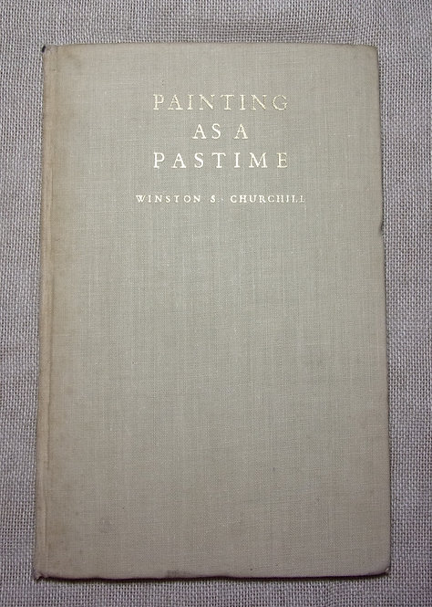 'Painting As A Pastime' by Winston S. Churchill