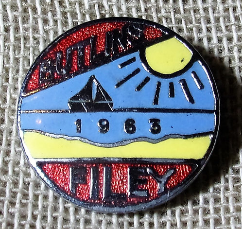 Butlin's Badge Filey 1963