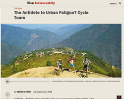 The Antidote to Urban Fatigue? Cycle