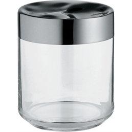 Alessi - Julieta Glass Kitchen Box by Lluís Clotet