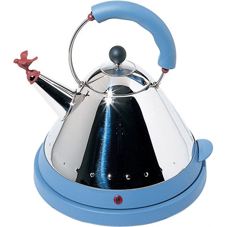 Alessi - Electric Kettle by Michael Graves