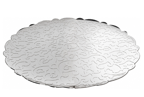 "Alessi - Round Tray ""Dressed"""