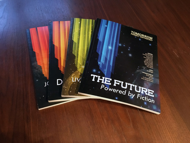 The Future Powered by Fiction
