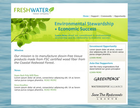 Freshwater Tissue Company