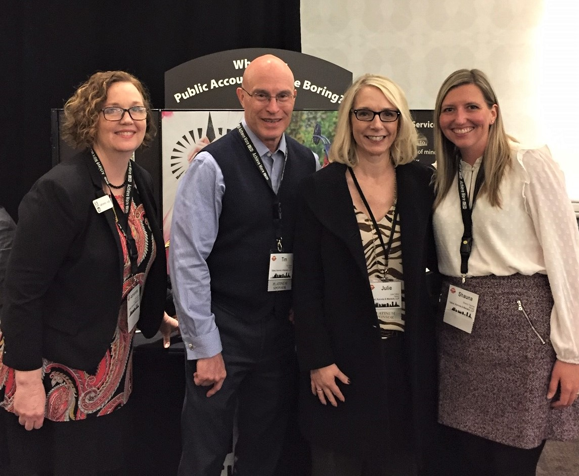 TKW represents at OGFOA Conferences