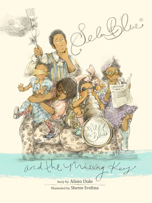 Meet the Blues: Sela Blue and the Missing Key