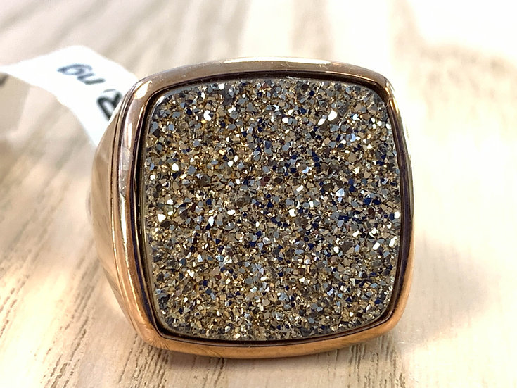 Bronze Fashion Ring