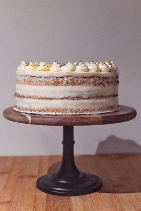 Amy's Lemon & Poppy Seed Cake