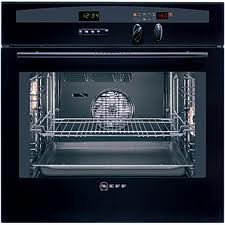 Clean ovens function better