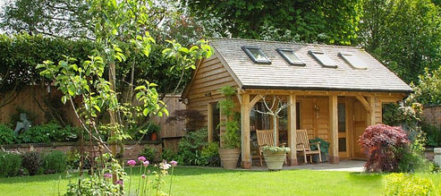 Evergreen Gardeners Gardening Services Summerhouse