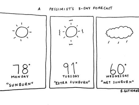A Pessimistic Cartoon