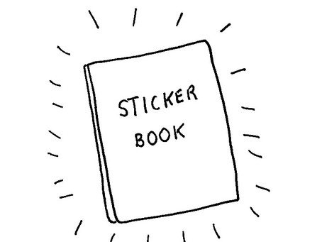 The Power of Stickers