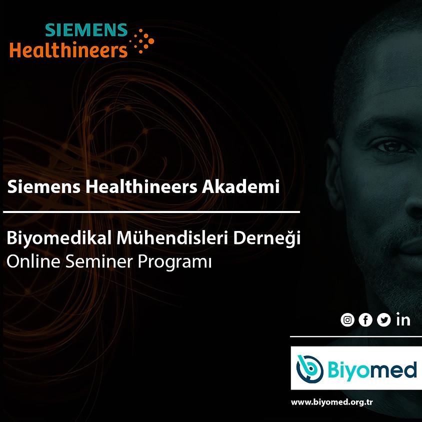 Siemens Healthineers Akademi & Biyomed Online Seminer Programı