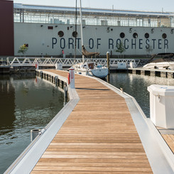 Sustainable Design Strategies and Cost Savings By Greg Weykamp Published in Marina Dockage