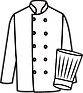 Chefs jacket and hat.png