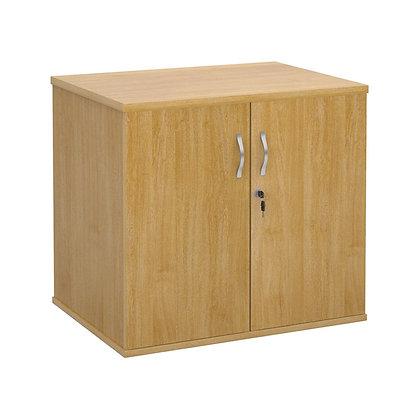 2 Shelf Cabinet - Oak
