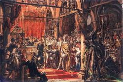 Coronation of Bolesław Chrobry