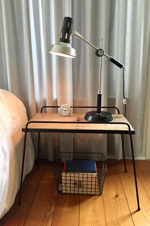 upcycled side table (sold)