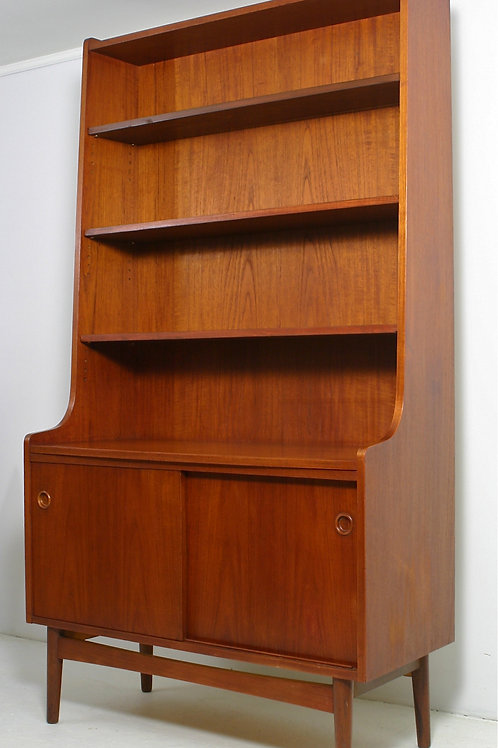mid century teak bookcase (sold)