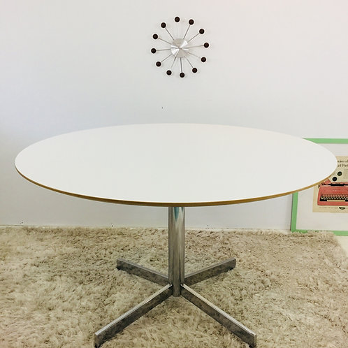 upcycled dining/meeting table (sold)