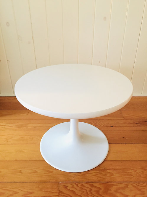 retro round side table (sold)