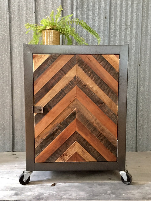 upcycled cabinet (sold)