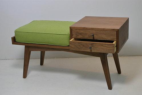 retrofit storage bench (sold)