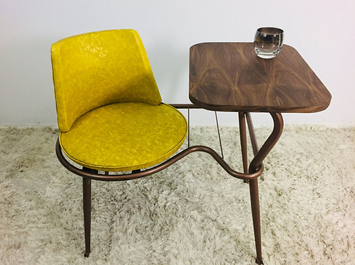 vintage telephone table (sold)