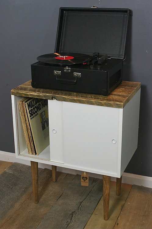 record cabinet (made to order)