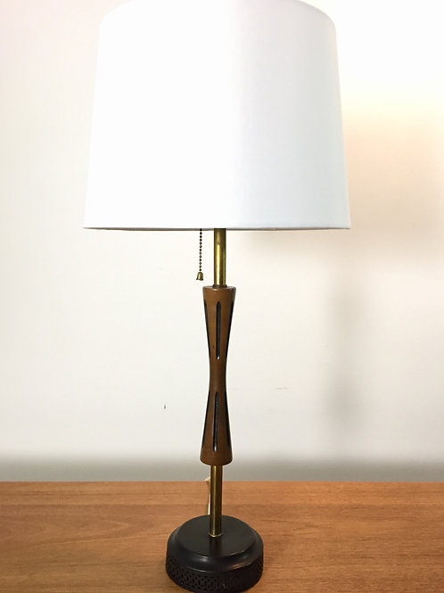 mid century lamp (sold)