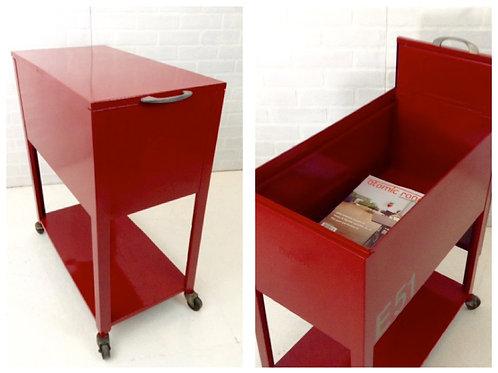 vintage office cart (sold)