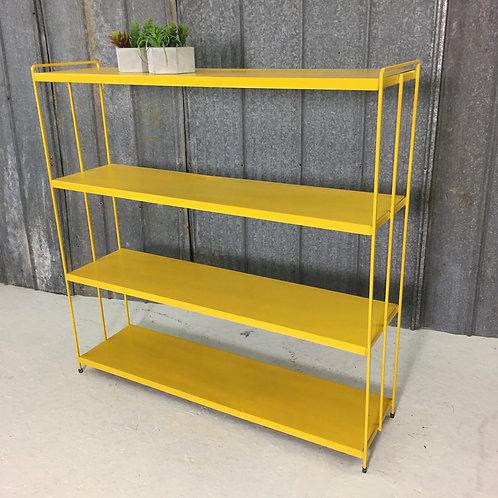 vintage shelving unit (sold)