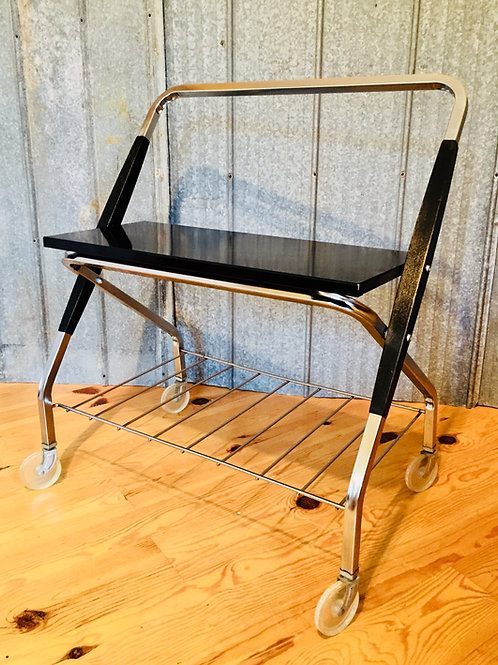 vintage tv cart (sold)