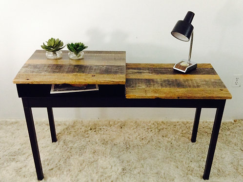 upcycled work desk (sold)