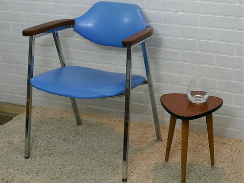 mcm chair & side table (sold)