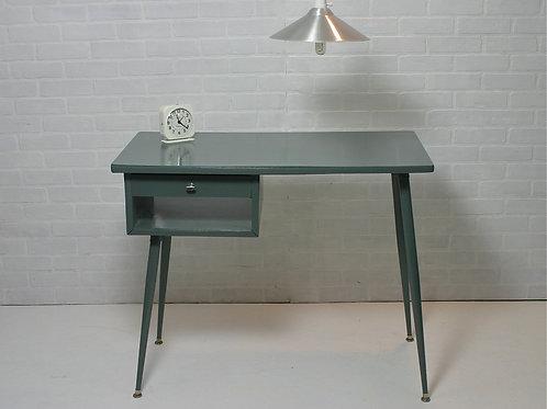 vintage industrial desk (sold)