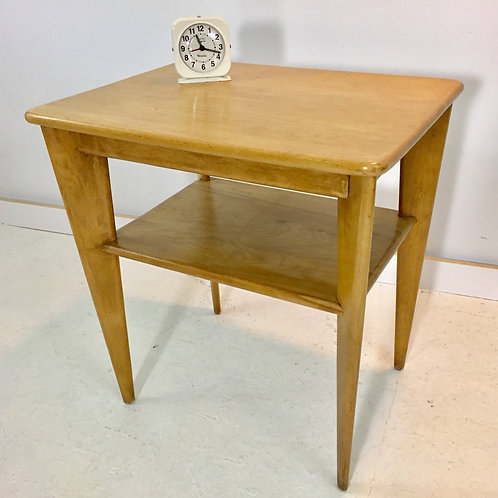 vintage side table (sold)