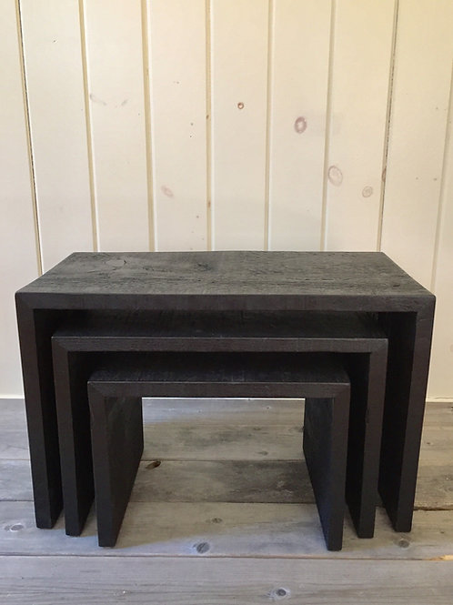relove nesting tables (sold)
