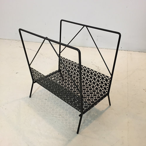 vintage magazine rack (sold)
