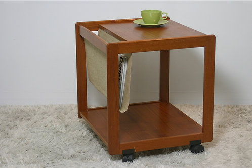 mcm side table / magazine rack (sold)