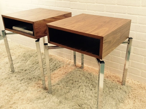 upcycled side tables (sold)