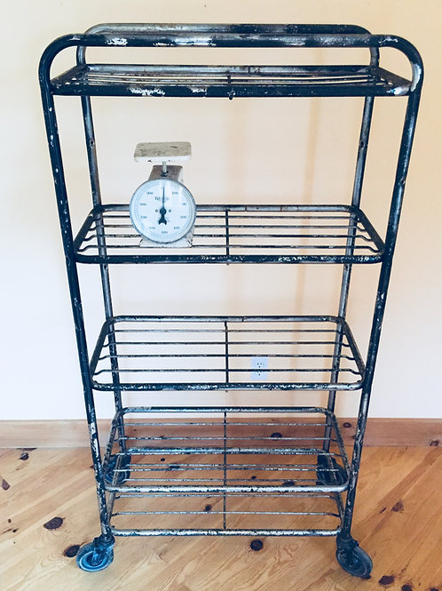 vintage shelving unit (sold)