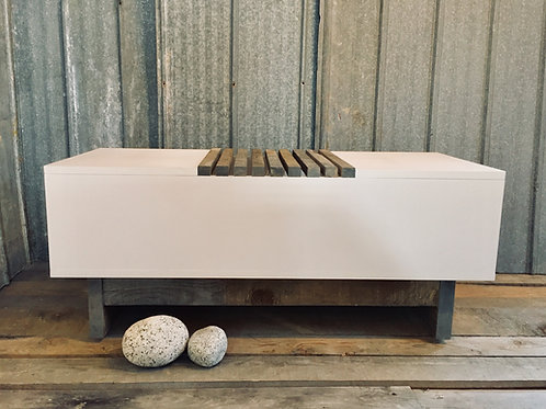 relove storage bench (made to order)