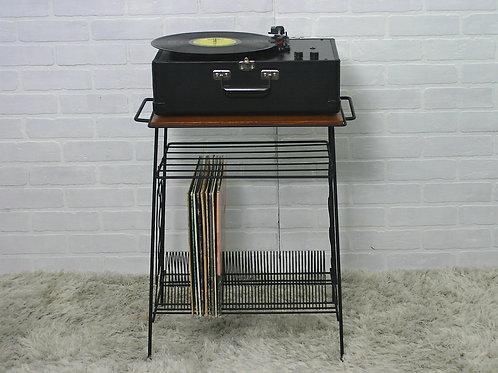 retro record stand (sold)