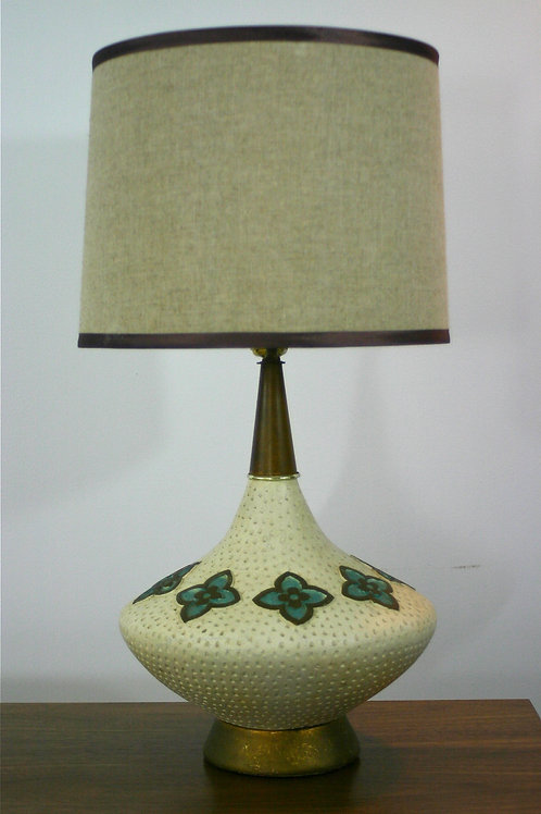 mid century table lamp (sold)