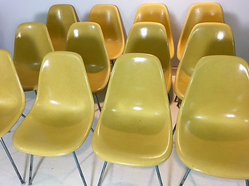 vintage herman miller chairs (sold)