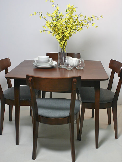 midcentury style dining set (sold)